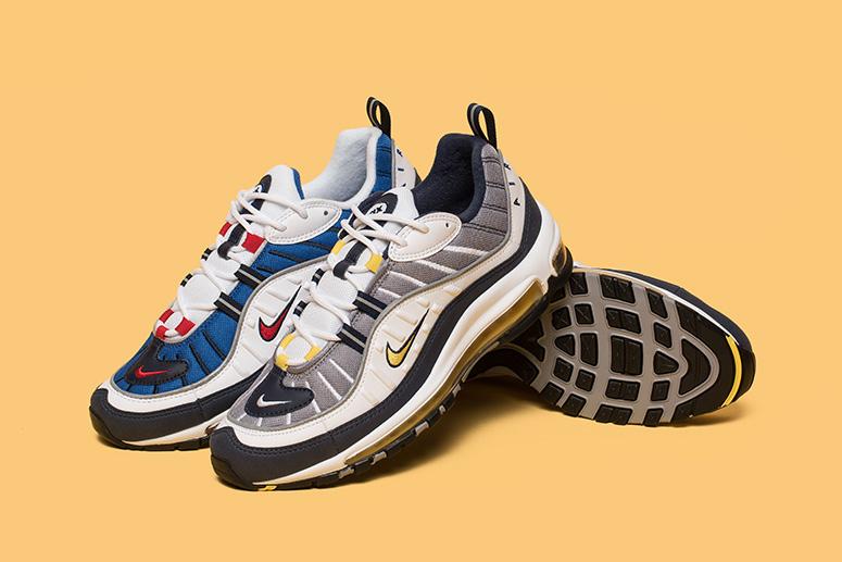 Nike Air Max 98: перезапуск