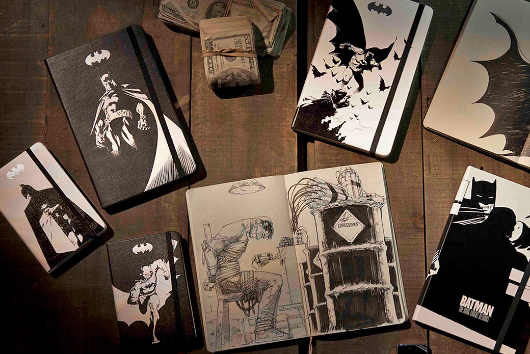 Moleskine: та самая записная книжка