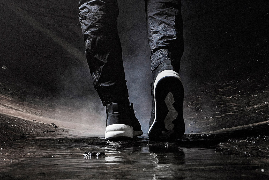 New Balance × HYPEBEAST: стремясь к неизвестному