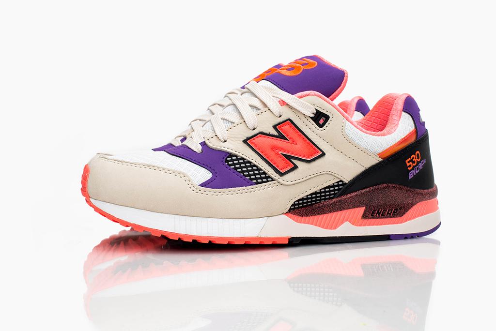 New Balance x WEST NYC 530