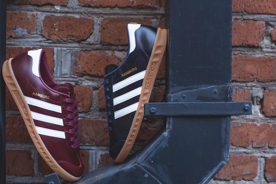 adidas Originals Hamburg «Made in Germany» Pack