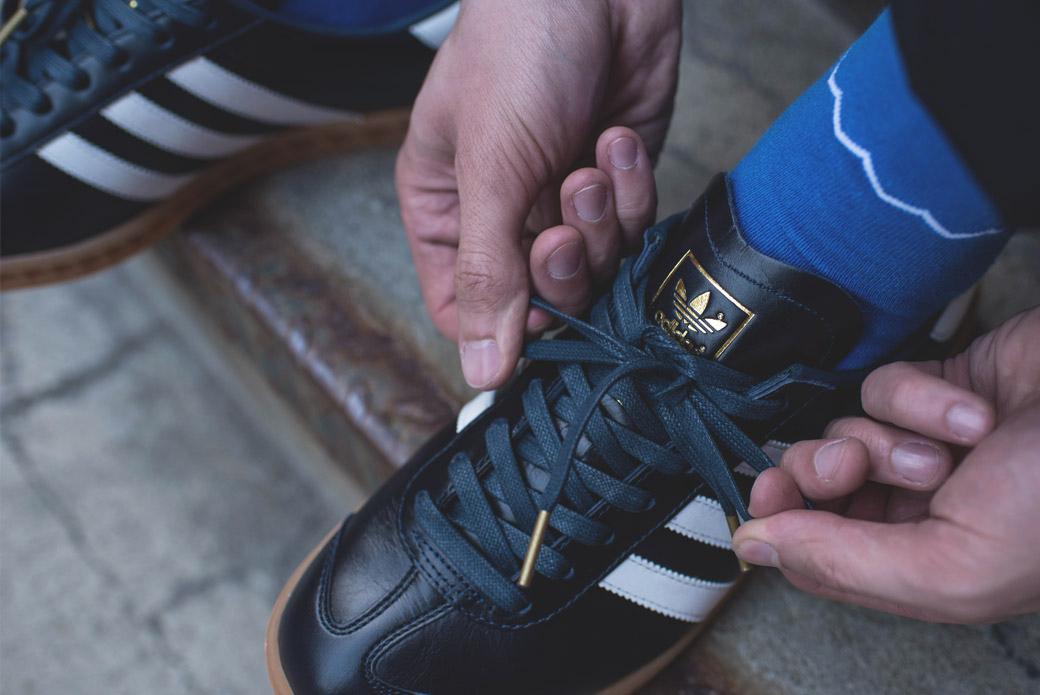 adidas Originals Hamburg Made in Germany Pack
