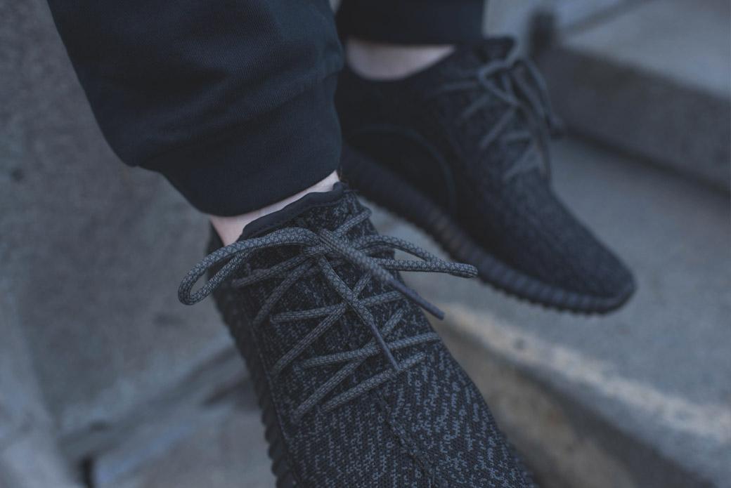adidas Originals YEEZY BOOST 350Black