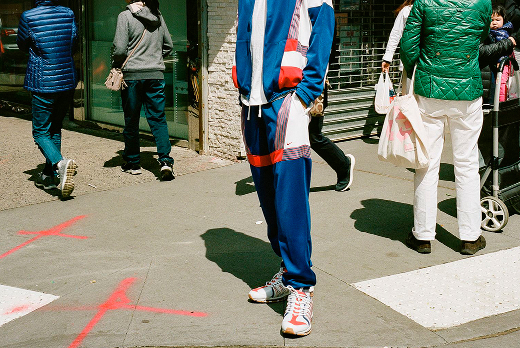 Nike × CLOT: новый гибридный силуэт