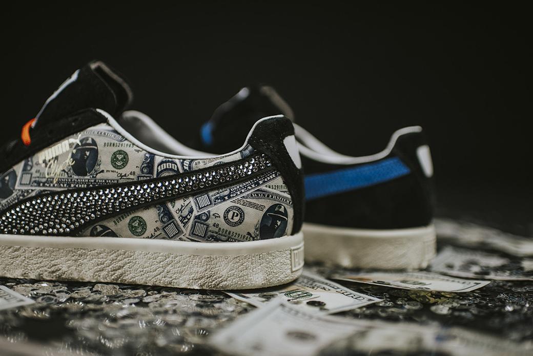 Puma × mita sneakers Clyde $1000: спустя 10 лет
