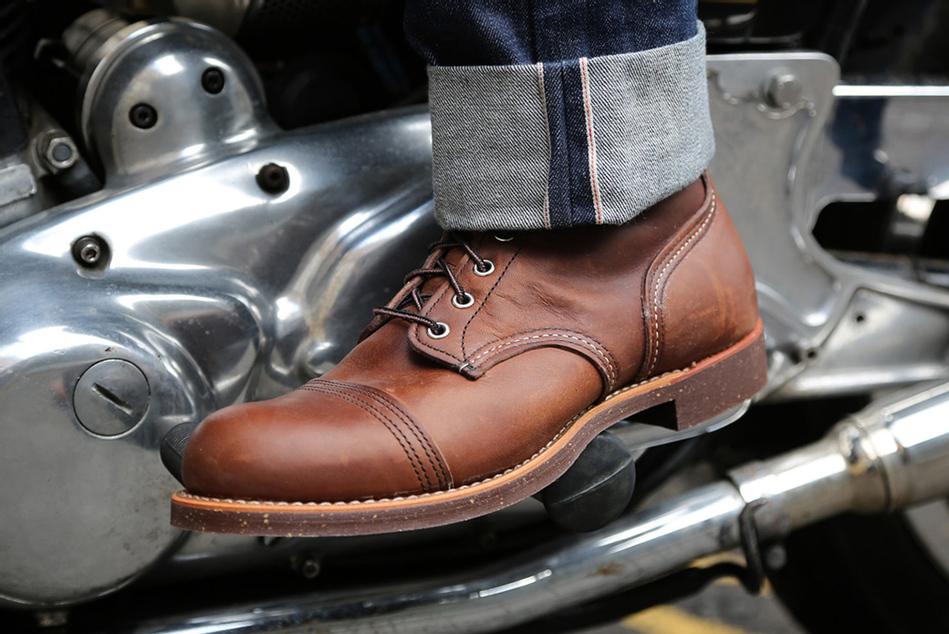 Red Wing Shoes: прелести рабочего класса