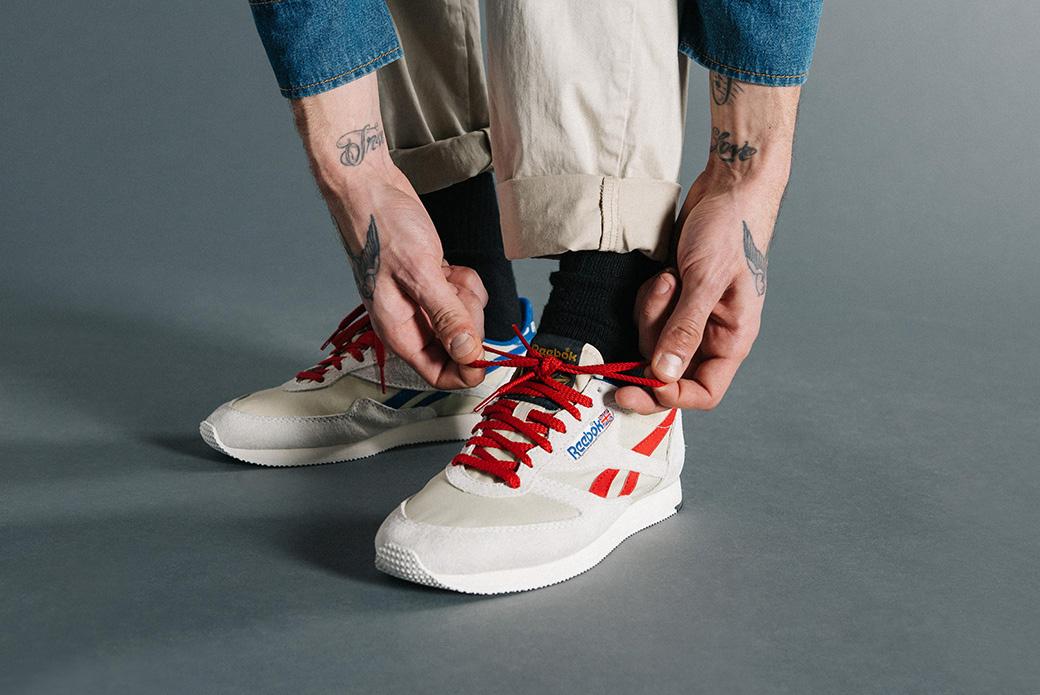 Reebok: антилопа в индустрии спортивной обуви