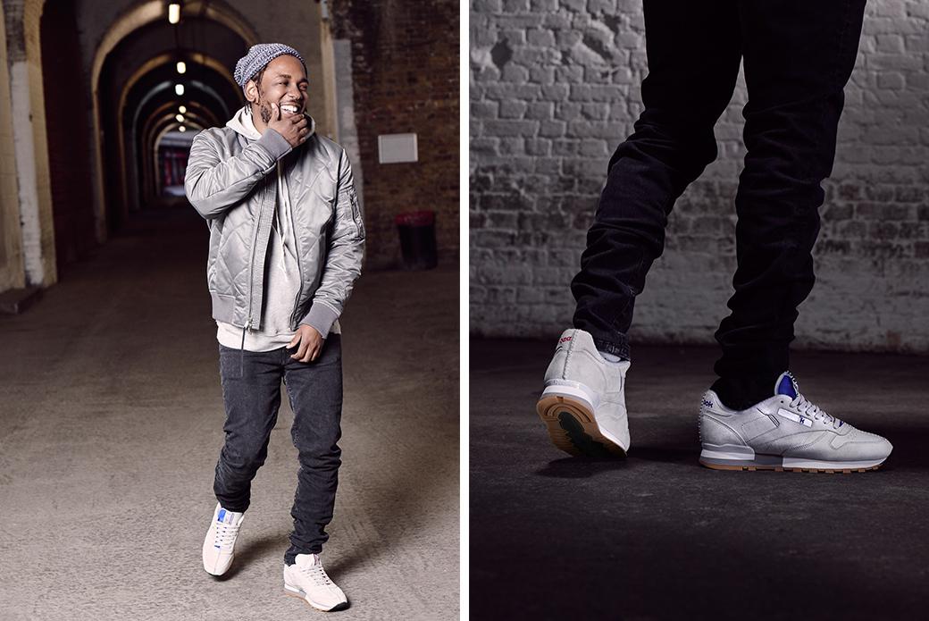 Reebok × Kendrick Lamar: старт продаж и вечеринка