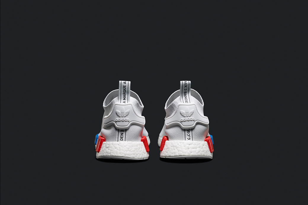 Релиз двух моделей adidas Originals NMD