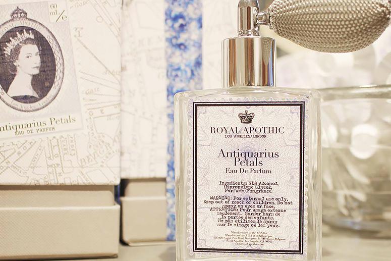 Royal Apothic: старинные рецепты на современный манер