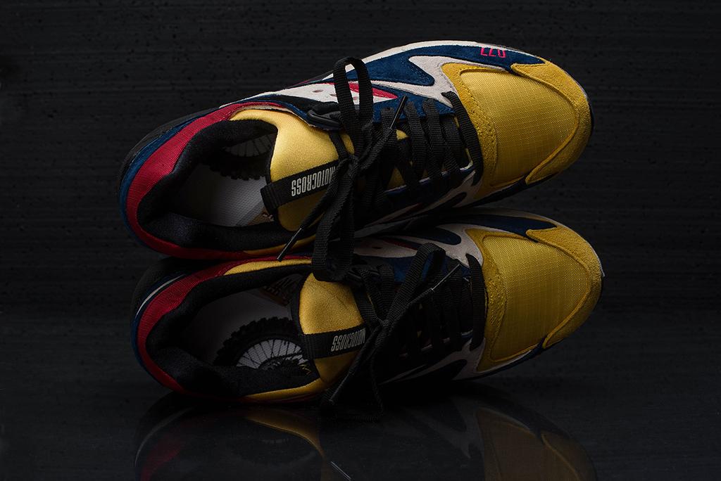 Saucony x Play Cloths Grid 9000 Motocross