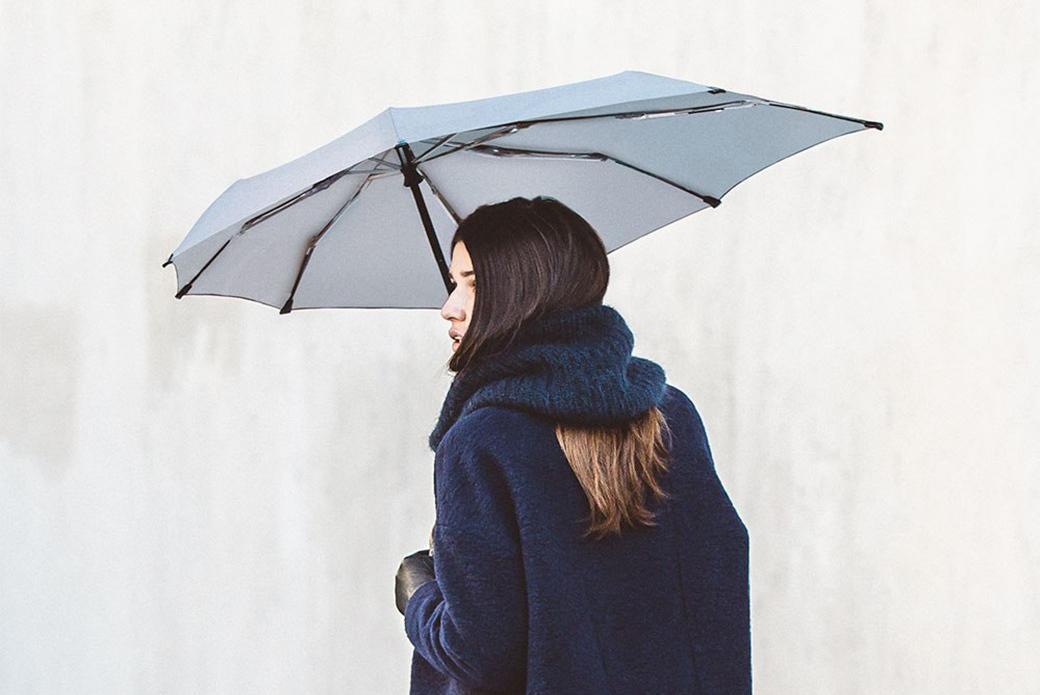 senz° umbrellas: под надежным крылом
