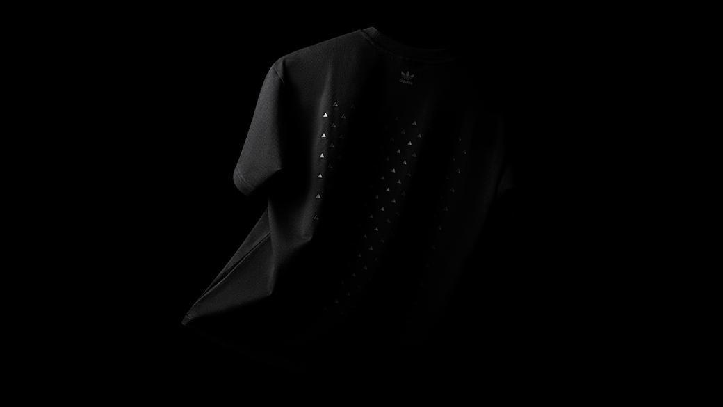 adidas Originals × Pharrell Williams Triple Black