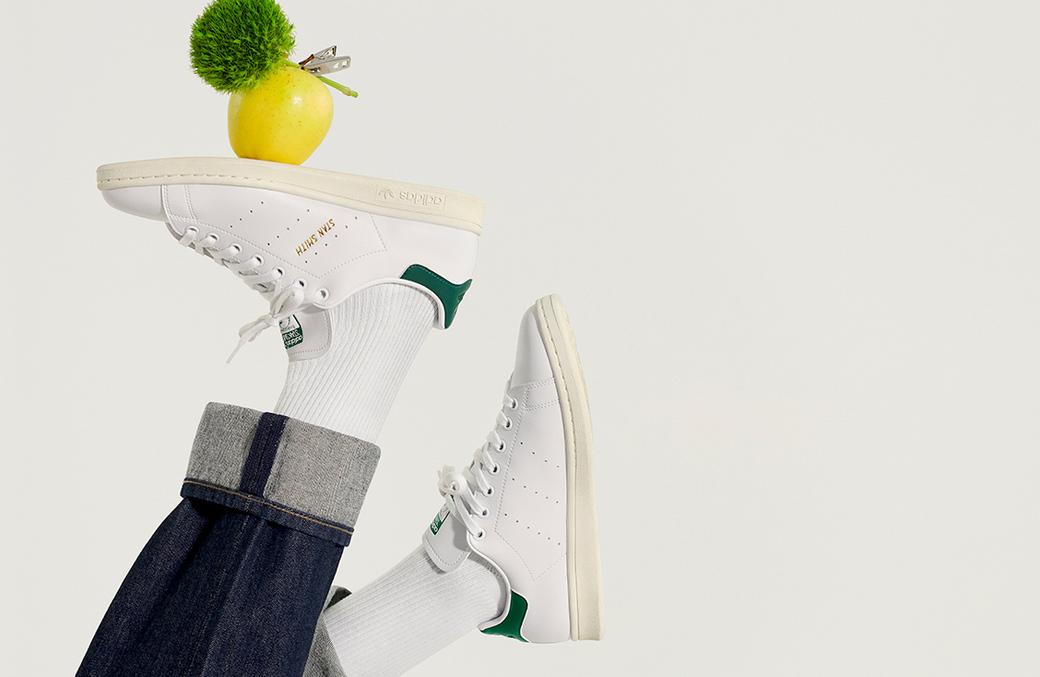 adidas Originals Stan Smith: эко-подход к классике