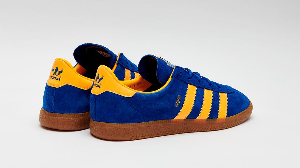 adidas Originals Wien: релиз из городской серии