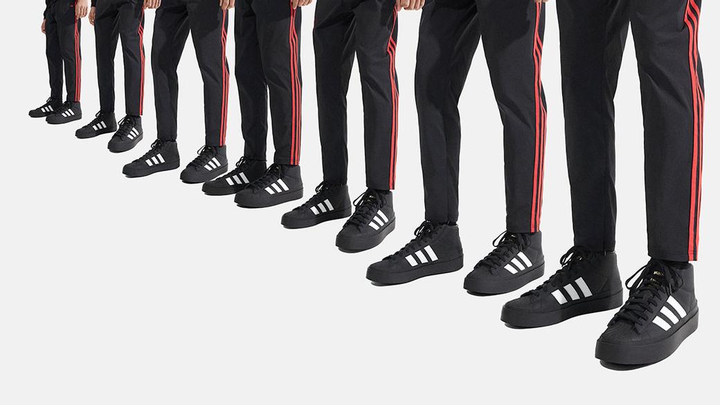 adidas Originals × 424: возвращение в Лос-Анджелес