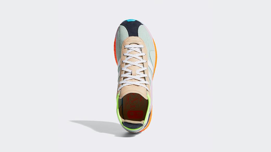 adidas Originals × Pharrell Williams × Nigo: радость дружбы
