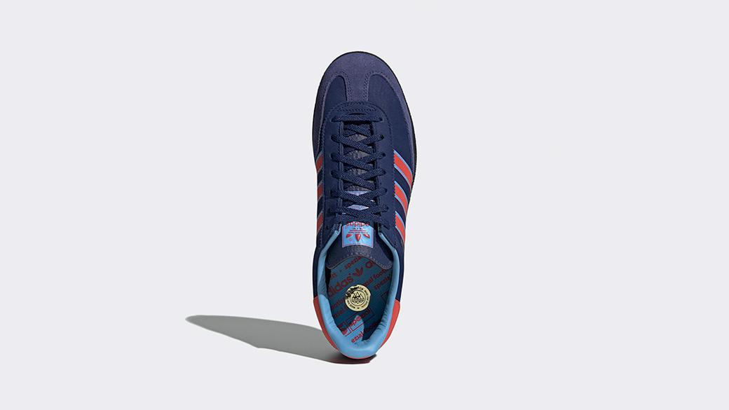 adidas Spezial Manchester 89: культура англиийского футбола