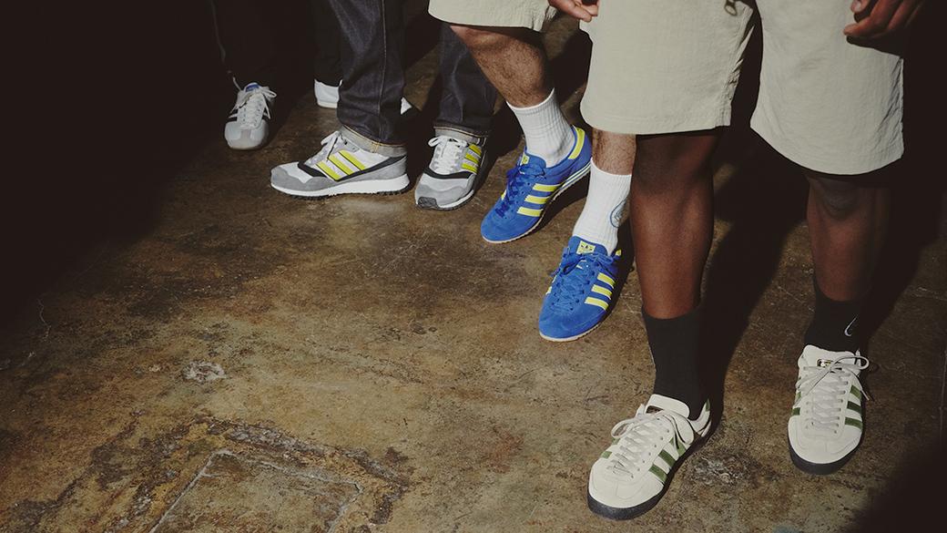adidas Spezial SS20: британская соул-сцена