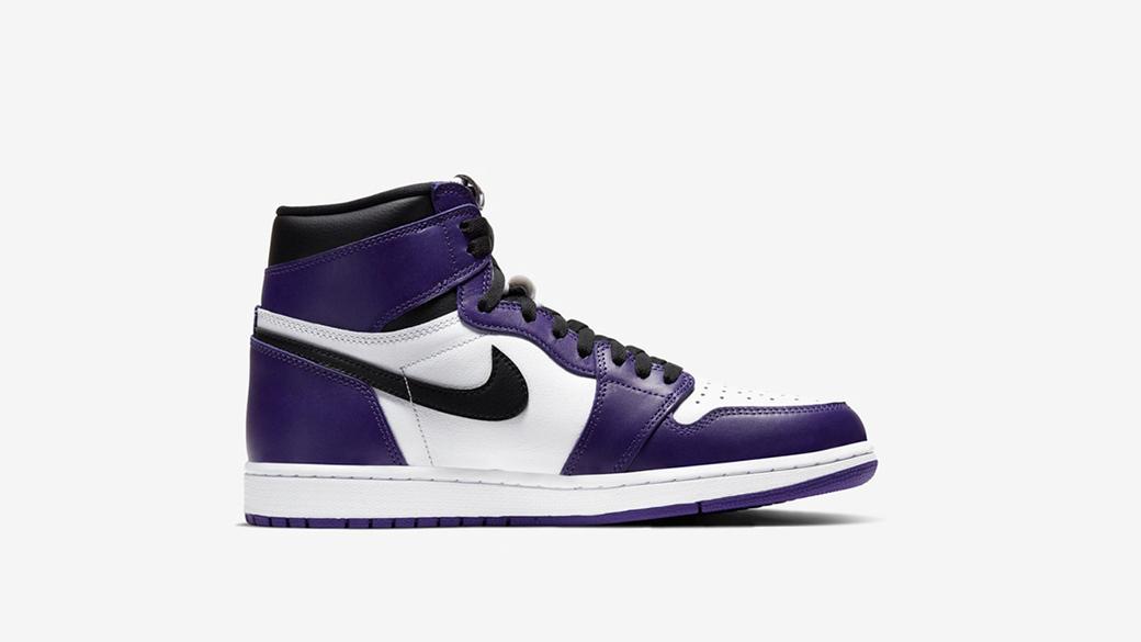 Air Jordan 1 Retro High OG Court Purple: обновлённая классика