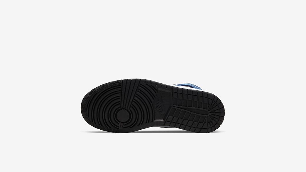 Air Jordan 1 Retro High OG Tie-Dye WMNS: первая версия с принтом тай-дай