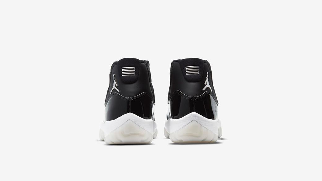 Air Jordan 11: юбилейный релиз