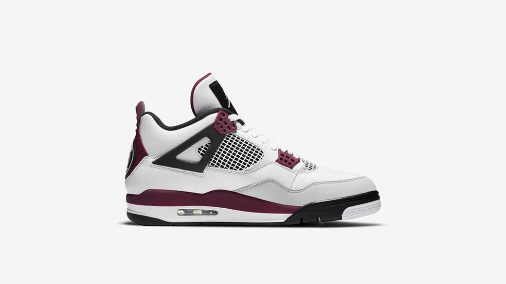 Air Jordan 4 × PSG: от баскетбола — к футболу