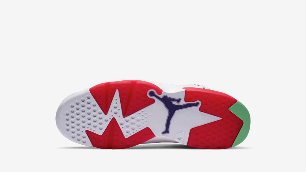 Air Jordan 6: покорение баскетбольных вершин