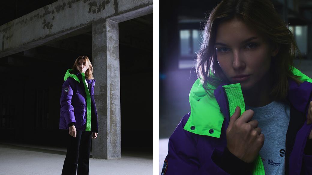 Arctic Explorer: ледокол российской моды