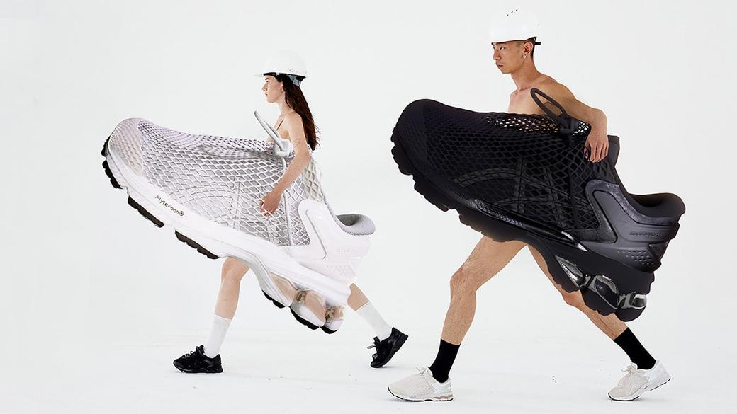 ASICS × Vivienne Westwood: бунтарский подход к моде