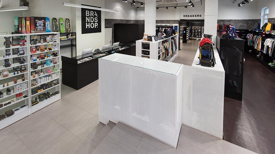 C 1 июня магазины на Петровском и Полянке работают в обычном режиме
