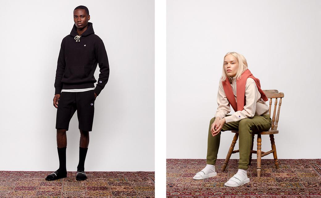 Champion Reverse Weave: столетие в мире спорта и моды