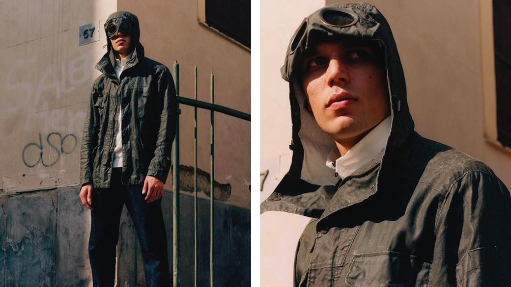 C.P. Company: классика текстильного авангарда
