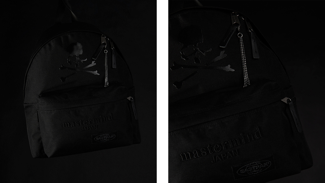 Eastpak × Mastermind Japan: эстетика монохрома