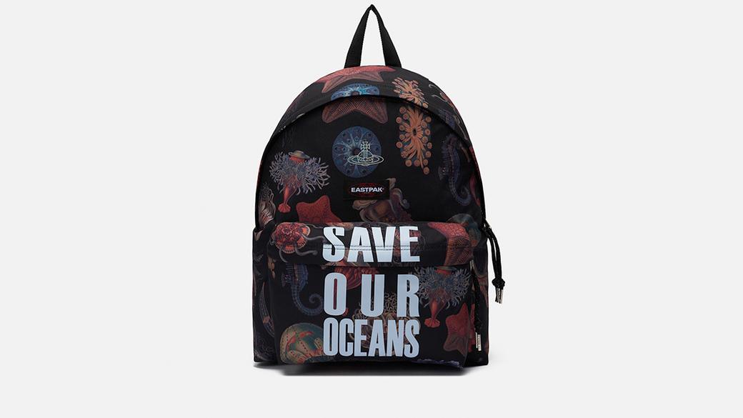 Eastpak × Vivienne Westwood: спасите океаны