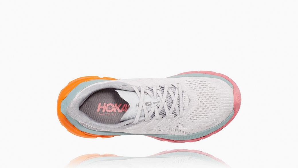 HOKA ONE ONE Clifton Edge: высокие спортивные характеристики