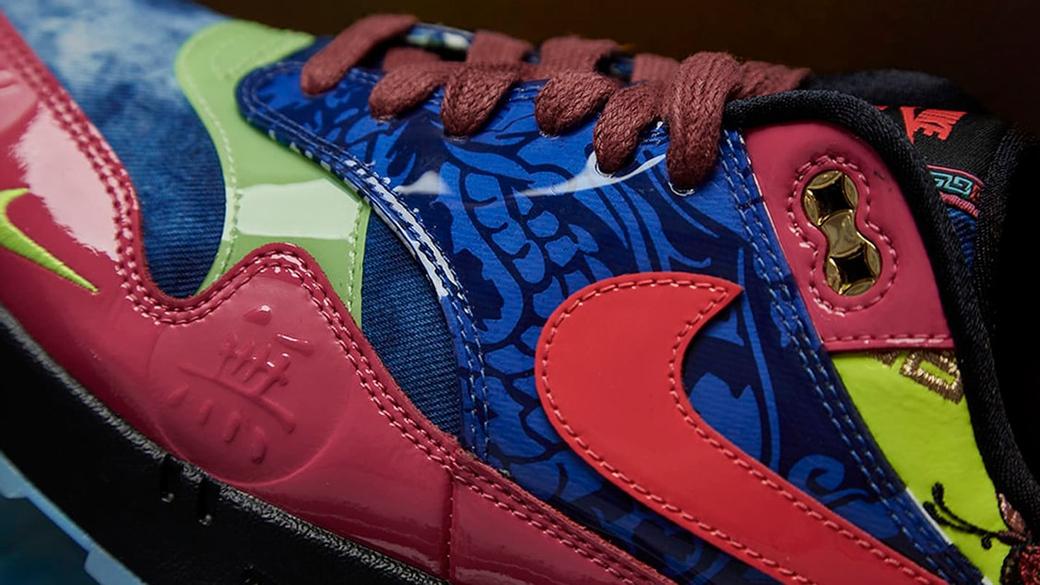 Nike Air Max 1 Longevity: китайский новый год