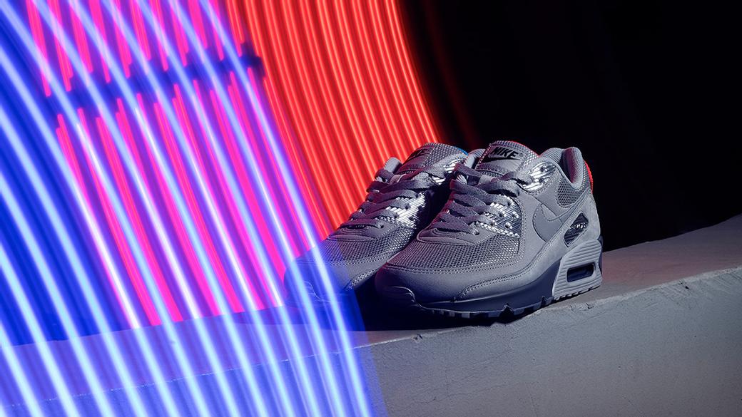 Nike Air Max 90 Moscow: посвящены столице
