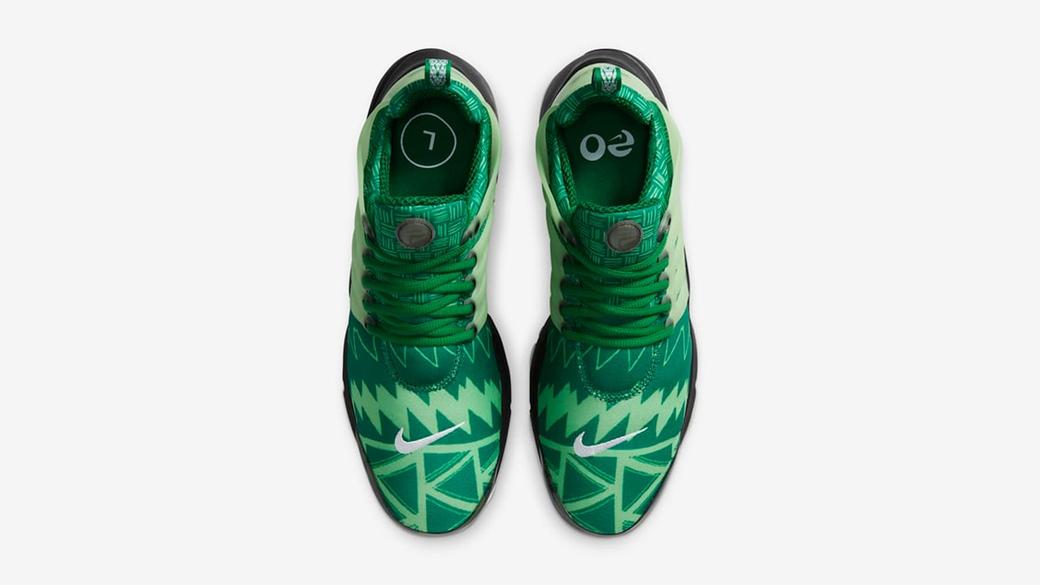 Nike Naija: футбольная культура Африки