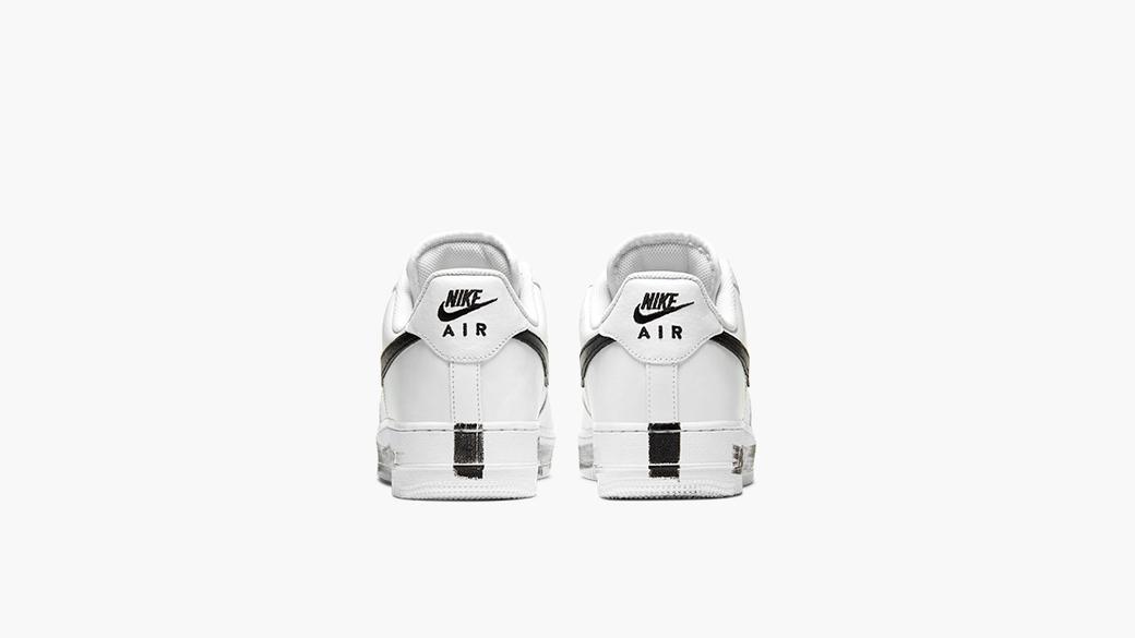 Nike × PEACEMINUSONE Air Force 1 '07 Para-Noise