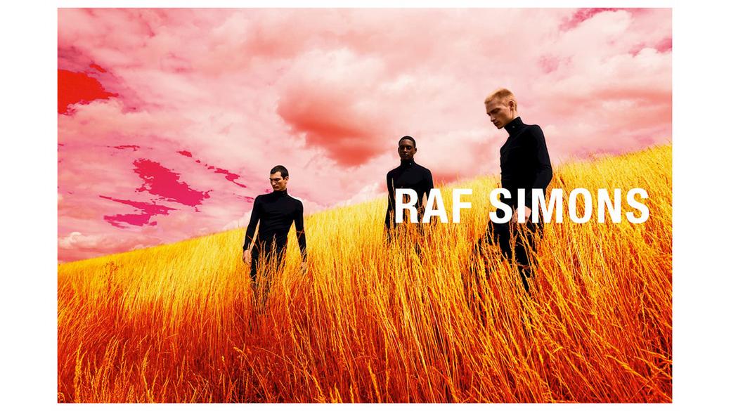 Raf Simons (RUNNER): новый проект