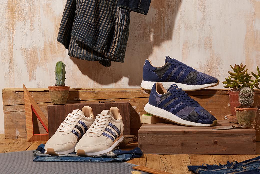 adidas Consortium × END. × Bodega: влияние японских техник