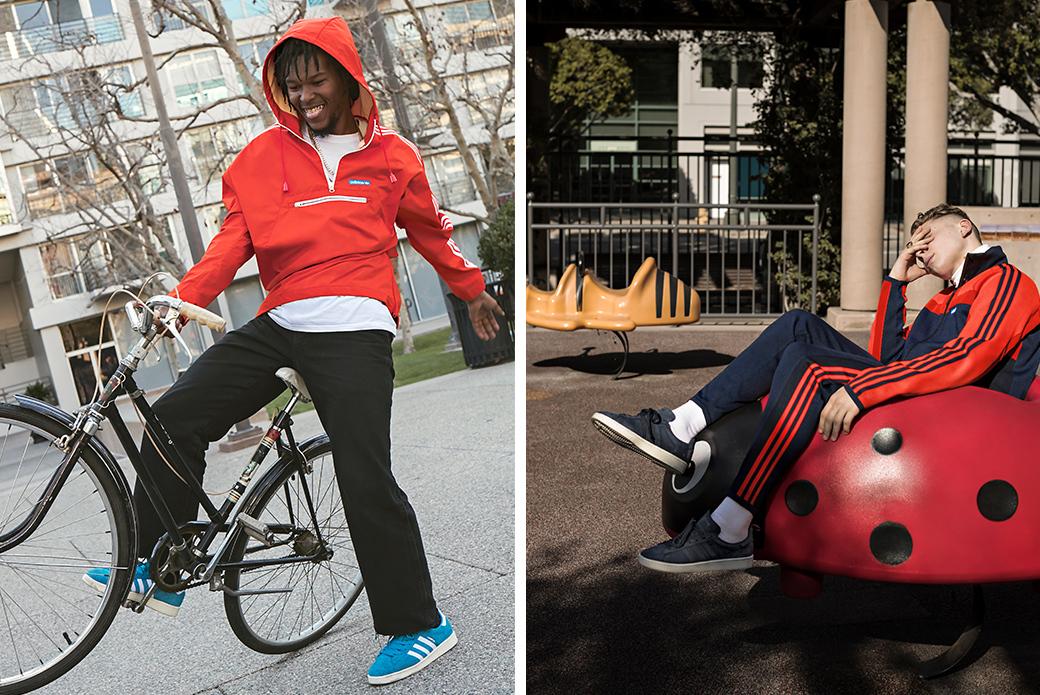 adidas Originals Campus: не думай дважды