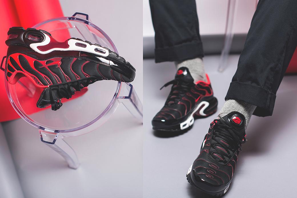 Nike Air Max TN Plus: наша съемка