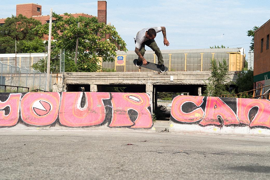 Levi's Skateboarding: рабочие корни