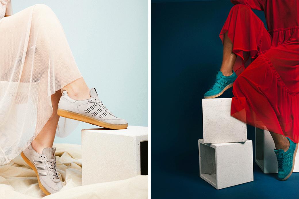 adidas Consortium Samba Deep Hue: женский день