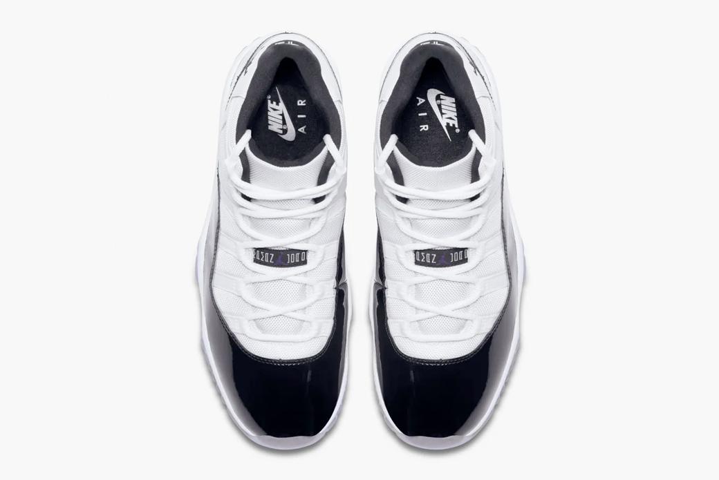 "Air Jordan 11 ""Concord"": во главе истории"