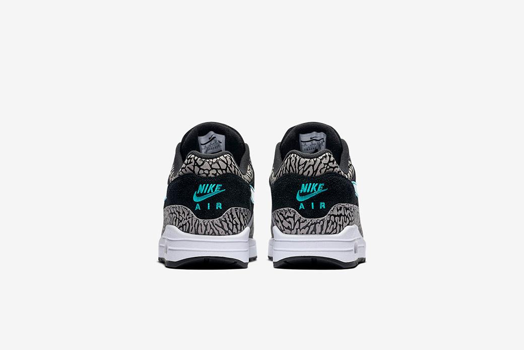 Nike × atmos Air Max 1 Elephant: приз зрительских симпатий