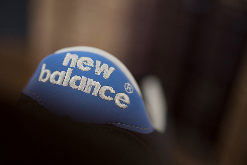 New Balance × Norse Projects Lucem Hafnia 770: свет Копенгагена