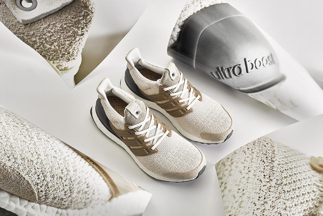 adidas Consortium UltraBOOST LUX: современная классика